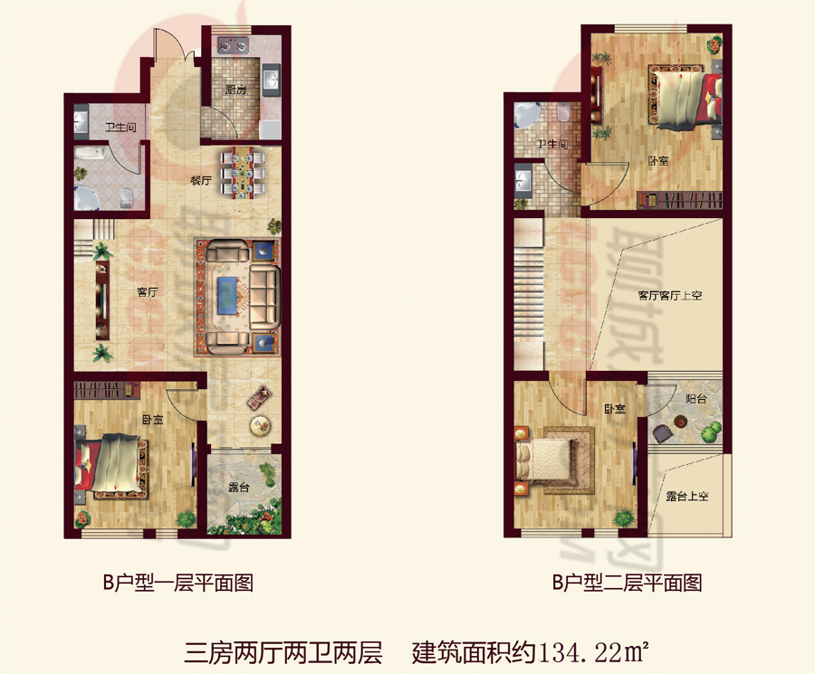 紫金公馆户型图_聊城房产网