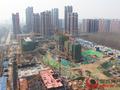 莲湖新城实景图