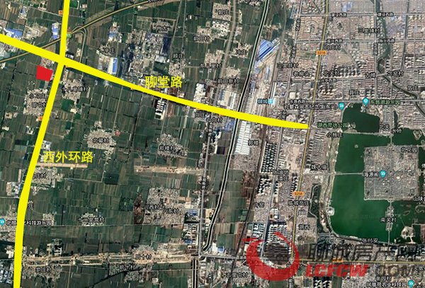从区位来看,金柱绿洲地处规划中的高铁新城片区,随着湖南路,西关街