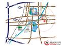 建科·东昌府郡交通图