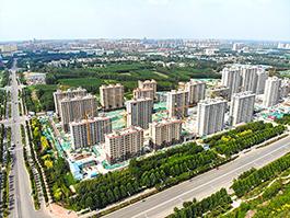 孟达?国际新城B2区施工迅速 103-173平准现房热销