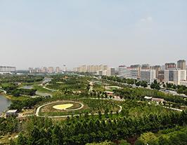 7月19日华建1街区工程进度播报