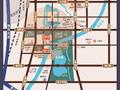 现代·明珠广场交通图