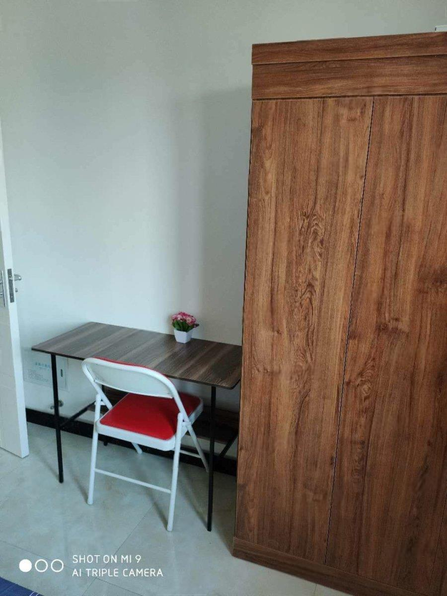 建设东路 配套齐全 阿尔卡迪亚 六期 1室南北 出租