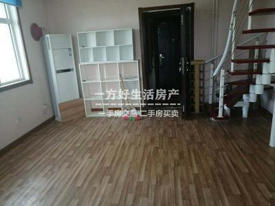 当代国际商住 两室一厅一卫 南北通透 设施齐全精装修