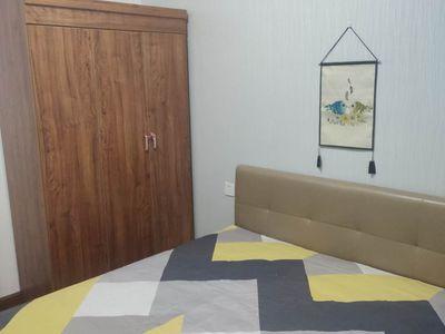 开发区二中附近 精装修主卧 次卧 接受短租长租 价格680