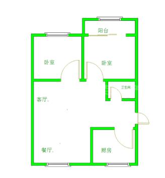 划文轩 龙山南区 低层 3室 地暖房 免大税 停车方便
