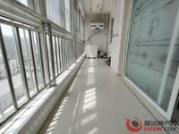 紧靠振华超市昆仑公寓140平大三室精装修!双阳台,带车位储藏