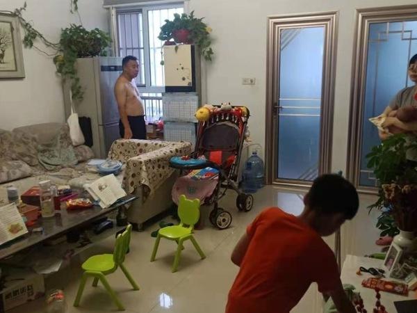 金立文苑2室1厅精装修