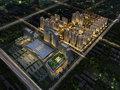 星光·城市广场沙盘图