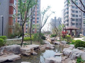 西湖馨苑小区实景
