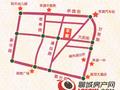 日昇花园交通图