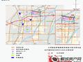 聊城现代农机国际商城交通图