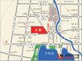 金柱·绿城交通图