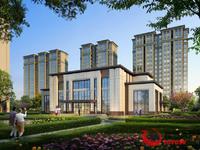 出租卓亚 九州花园4室2厅2卫208平米2500元/月住宅