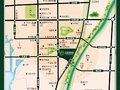 畅博·公园首府交通图