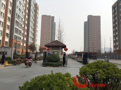 聊城开发区黄山路与滦河路十字路口东北角荣盛阳光逸墅