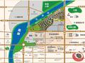 民生绿城·百合新城交通图