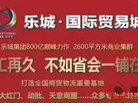 石家庄 乐城国际商贸城面积12平到200平小投资大回报全程免费带看