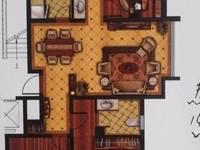 出售华建1街区3室2厅2卫144平米170万住宅