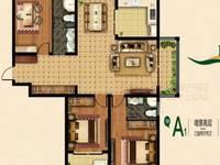 出售畅博 公园首府3室2厅2卫156平米178万带地下室车位住宅