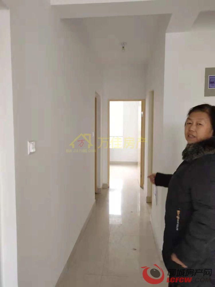 开发区辛屯社区 新房未住 小区环境位置优 可走一手