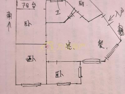开发区 天安新村 多层2楼 大房子146平 仅售110万 房东急售