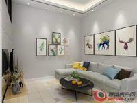 香华小区 卫育北路 精装修公寓 两室的 首付只需12万