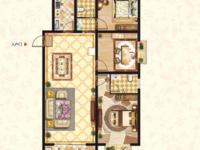 裕昌九州国际 学区房 文轩 外国语旁 139平方 3室2厅2卫出售