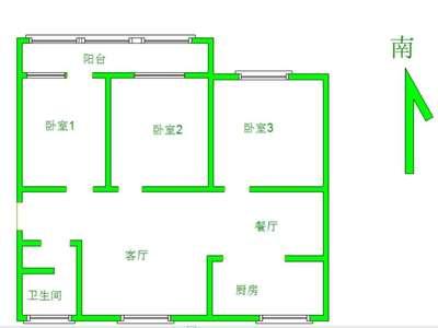转盘南滨河花园多层二层140平方三室朝阳送地下室证过两年每平方8000多
