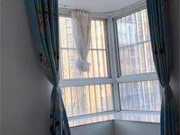 水晶城,阿尔卡迪亚,精装3室2厅,客厅大飘窗,有储,可按揭
