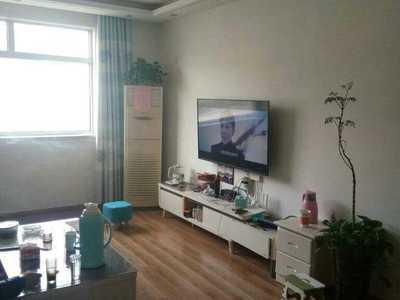 滨河花园,二中附近三居室精装修,送22平储物室,停车方便,免税,有证可按揭