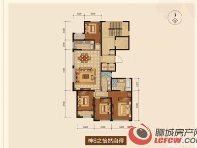 东昌丽都新出3室朝阳:无过户费、精装送储带车位、仅此一套