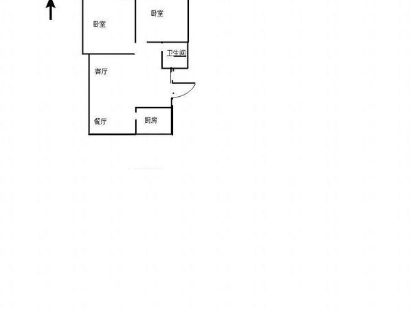 水晶城 精装二室隔三室 免大税带储藏室 可按揭