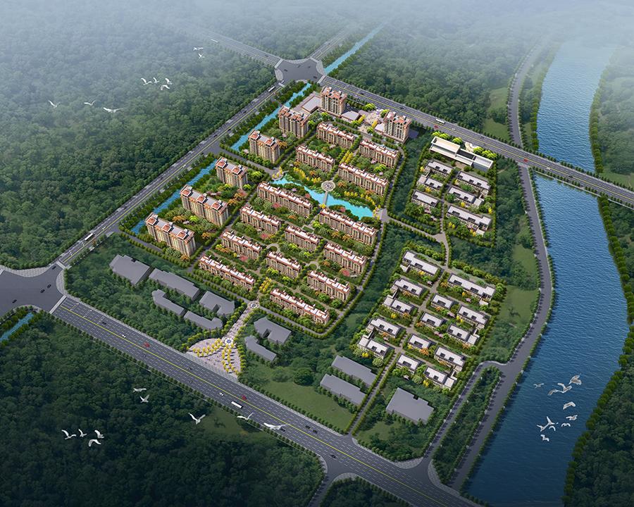 江北水镇·当代卢卡庄园