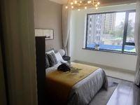 开发区百合新城,全装交付三居室,首付2成住房