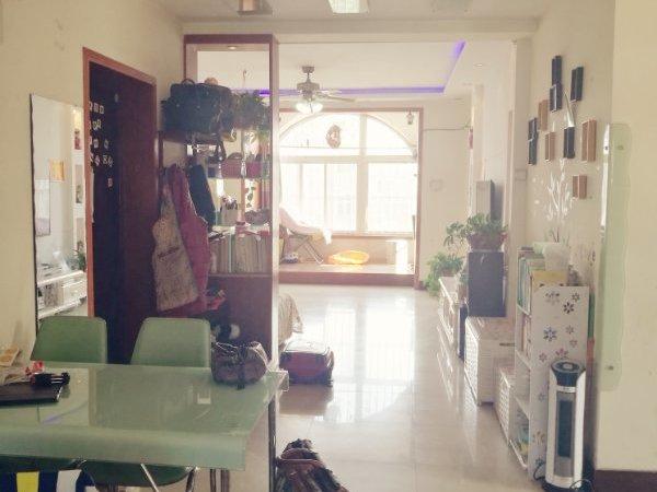 超低价急转星光水晶城时尚风景精装婚房带17平超大露台送全套家具家电