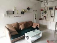 水岸华语 滨河实验小学 中学附近 两室两厅一卫 有证 送储 。