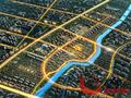 江北水镇·当代卢卡庄园交通图