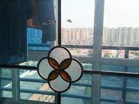 开发区转盘 御润国际豪庭 两室一厅朝阳 精装修免大税 可按揭