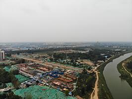 江北水鎮·當代盧卡莊園已動工 意式風情建筑群即將來襲