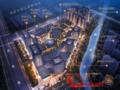 鲁商·城市广场沙盘图