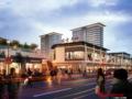 鲁商·城市广场项目现场