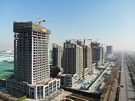 12月27日星光·聊城国际金融中心工期播报
