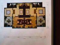 盛世天湖三期双拼5室3厅3卫边户带院130平方双车位走一手续
