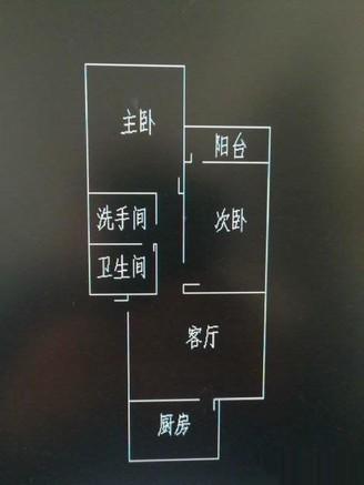 二中 文苑小学 金柱大学城两室一厅,中间楼层首付仅需25万