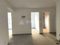 开发区星美城市广场,毛坯小三室,带车位,单价八千多,看房方便