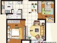水岸花语 两室两厅 客厅带阳台 送储 电梯中层 无遮挡 看房方便