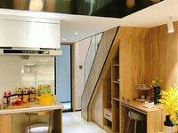 开发区 裕昌两室精装 复式公寓 买一 层送你一层 可按揭