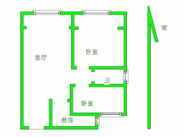 开发区裕昌九州国际裕昌国际附近文轩学 区家具家电齐全拎包入住